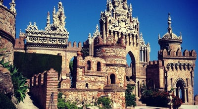 Photo of Castle Castillo de Colomares at Finca La Carraca S/n, Benalmádena 29639, Spain