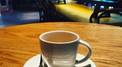 Photo of Coffee Shop Starbucks - El Capricho at Av. Principe Alfonso Von Hohenlohe, Marbella 29602, Spain