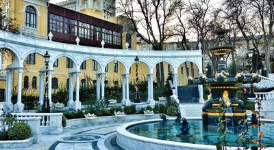 Photo of Park Filarmoniya Bağı at İstiqlaliyyət Küç. 2, Baku, Azerbaijan