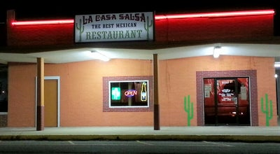 Photo of Mexican Restaurant La Casa Salsa at 4821 Avenue O, Fort Madison, IA 52627, United States