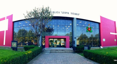 Photo of Library Biblioteca Publica Leona Vicario at Mexico