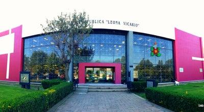 Photo of Library Biblioteca Publica Leona Vicario at Mexico