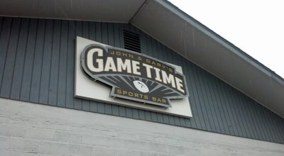Photo of Bar John and Gary's Gametime at 827 West St, Grinnell, IA 50112, United States