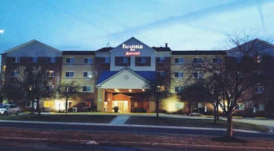 Photo of Hotel Fairfield Inn Philadelphia Airport at 8800 Bartram Avenue, Philadelphia, PA 19153, United States
