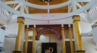 Photo of Mosque Masjid Agung Kota Sukabumi at Jl.kaum Alun Alun, Sukabumi, sukabumi, Indonesia