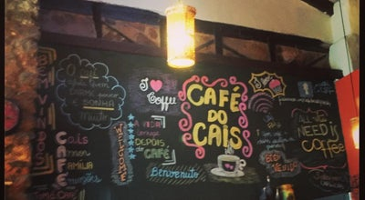 Photo of Cafe Café do Cais at Rua Da Matriz 3, Brazil