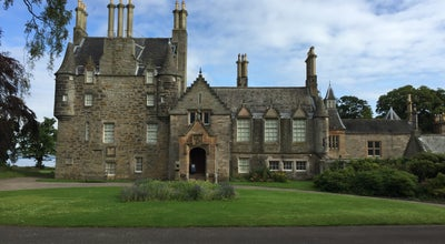 Photo of Historic Site Lauriston Castle at Cramond Road South, Edinburgh EH4 5GD, United Kingdom