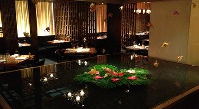 Photo of Thai Restaurant Kittichai at 60 Thompson St, New York, NY 10012, United States