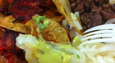 Photo of Taco Place Tacos El Pueblita at Pablo Livas, Guadalupe, Mexico