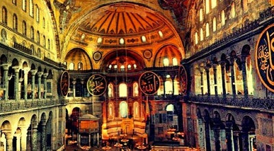Photo of Monument / Landmark Hagia Sophia Museum / Church (Ayasofya) at Ayasofya Square, Sultanahmet, Istanbul 34122, Turkey