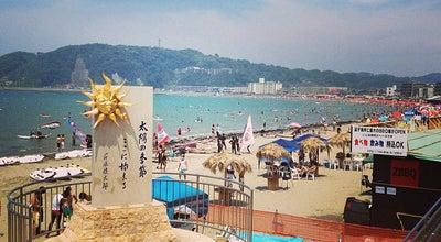 Photo of Beach 逗子海岸 at 新宿1/2, 逗子市 249-0007, Japan
