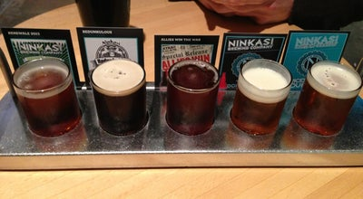 Photo of Brewery Ninkasi Brewing Tasting Room at 272 Van Buren St, Eugene, OR 97402, United States