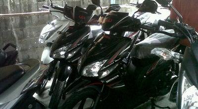 Photo of Racetrack Honda Asaparis Hasanudin at Jln. Hasanudin, Denpasar, Indonesia