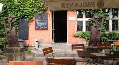 Photo of Indian Restaurant Scheune Cafe at Alaunstrasse 36 - 40, Dresden 01099, Germany