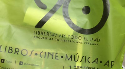 Photo of Bookstore Librerías Educal at Mexico