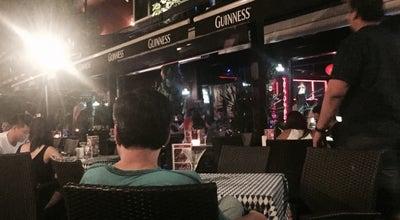 Photo of Cocktail Bar Seafront Cafe at Waterfront Esplanade, Kota Kinabalu, Malaysia