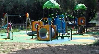Photo of Playground Parco Trulla at Via Poma, Pesaro 61122, Italy