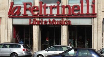 Photo of Bookstore La Feltrinelli at Piazza Piemonte 2, Milano, Italy