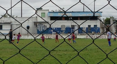 Photo of Soccer Stadium Estádio Ismael Benigno (Colina) at São Raimundo, Manaus, Brazil