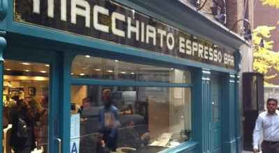 Photo of Cafe Macchiato Espresso Bar at 141 E 44th Street, New York City, NY 10017, United States