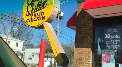 Photo of Fried Chicken Joint Golden Skillet at 1228 W Washington St, Petersburg, VA 23803, United States