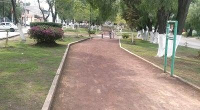 Photo of Park Andador de Jinetes at Av. De Los Jinetes, Atizapán de Zaragoza, MEX 52950, Mexico
