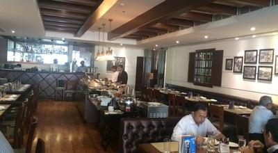 Photo of Asian Restaurant Oh calcutta at Cyberhub, Cyber City, Dlf, GURGAON, India