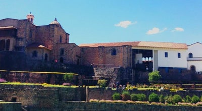 Photo of Historic Site Convento Santo Domingo Qorikancha at Av. El Sol, Cusco, Peru