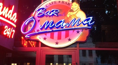 Photo of American Restaurant BARak O'Mama at Просп. Революции, 35, Воронежская 394000, Russia