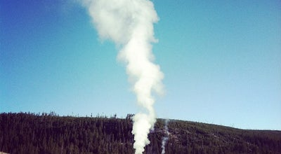 Photo of Hot Spring Old Faithful Geyser at U.s. 191, Yellowstone National Park, WY 82190, United States