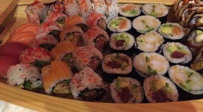 Photo of Sushi Restaurant Nami sushi & asian kitchen at Belgium