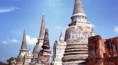 Photo of Historic Site วัดพระศรีสรรเพชญ์ (Wat Phra Si Sanphet) at Naresuan Rd., Phra Nakhon Si Ayutthaya 13000, Thailand