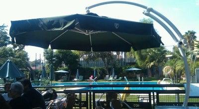 Photo of Tennis Court Club Tenis Valencia at Spain