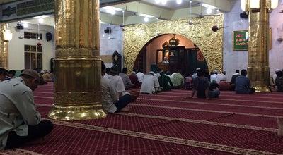 Photo of Mosque Masjid Raya Tanjung Pinang at Tanjung Pinang, Tanjungpinang, Indonesia