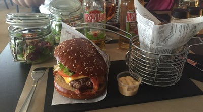 Photo of Burger Joint Munchy's bar at Route De Philippeville, Marcinelle 6001, Belgium