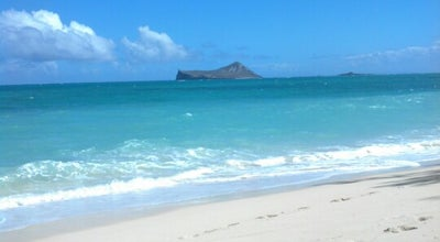 Photo of Park Waimanalo Beach at 41 Kalanianaole Hwy, Waimanalo, HI 96795, United States