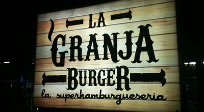 Photo of Burger Joint La Granja Burger (Av. La Toma) at Neiva, Colombia