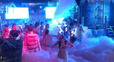 Photo of Rock Club Beach Foam-X Party at Hard Rock Hotel Pattaya, Pattaya 20150, Thailand