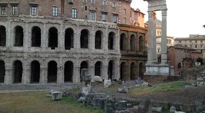 Photo of Historic Site Teatro di Marcello at Via Del Teatro Di Marcello, Rome 00186, Italy