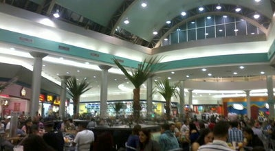 Photo of Food Court Praça de Alimentação at Mauá Plaza Shopping, Mauá 09390-040, Brazil