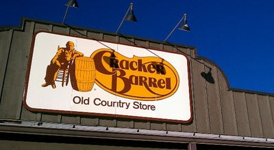Photo of American Restaurant Cracker Barrel Old Country Store at 4735 N Elizabeth St, Pueblo, CO 81008, United States