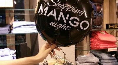 Photo of Boutique Mango at Av. D'alexandre Rosselló, Palma 07002, Spain