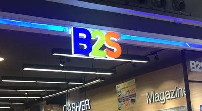 Photo of Bookstore B2S (บีทูเอส) at Robinson Lifestyle Center Srisamarn, Pak Kret 11120, Thailand