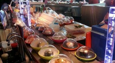 Photo of Sushi Restaurant YO! Sushi at Queens Court, Milton Keynes MK9 3ES, United Kingdom