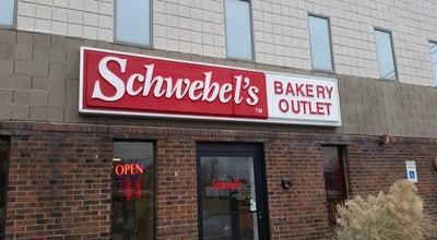 Photo of Bakery Schwebel's Bakery Outlet at 395 Fillmore Ave, Tonawanda, NY 14150, United States