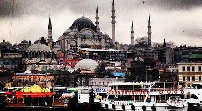 Photo of Bridge Galata Köprüsü at Eminönü - Karaköy Arası, İstanbul, Turkey