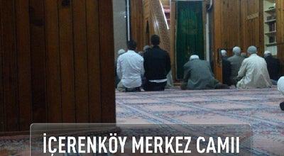 Photo of Mosque İçerenköy Merkez Camii at İçerenköy Mh., 34752 Ataşehir/istanbul, İstanbul 34752, Turkey