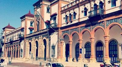 Photo of Train Station Estación FF.CC. Jerez de la Frontera at Plaza De La Estación, Jerez de la Frontera 11406, Spain