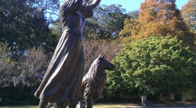 Photo of Historic Site Savannah's Waving Girl at River St, Savannah, GA 31401, United States