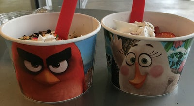 Photo of Frozen Yogurt Menchie's Frozen Yogurt at 18451 Nw 67th Ave, Hialeah, FL 33015, United States